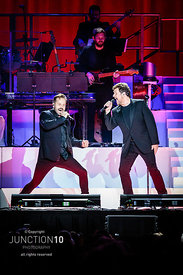 Michael Ball and Alfie Boe - Birmingham