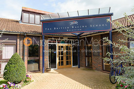 British Racing School, Newmarket, Suffolk.