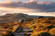 Heading for Higger Tor | Peak District Photography
