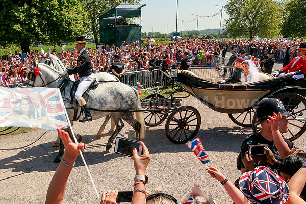 Royal Wedding Carriage Ride