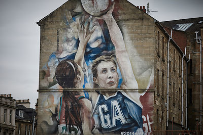 2014 Commonwealth Mural
