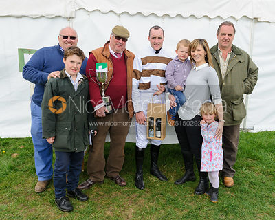 Evan David - Race 4 Restricted - South Notts Point-to-Point 2017
