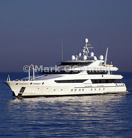 Motor Yacht Constellation