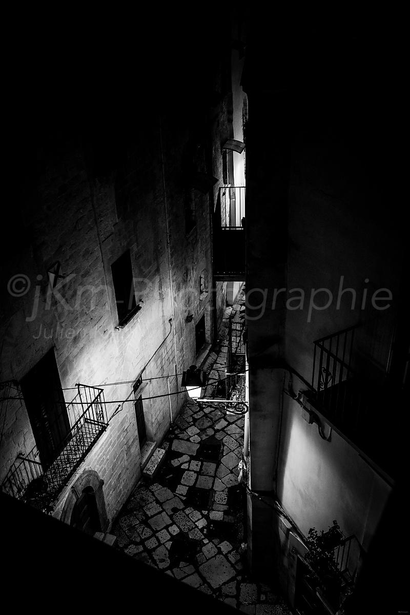 Street Photo - Ruelles obscures