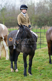 Yasmin Peach at the meet in Pickworth