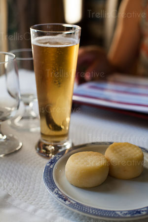 Cheese and beer? Of course!
