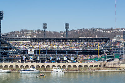 PNC Park From Across the Allegheny River