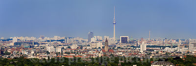 The Berlin Cityscape