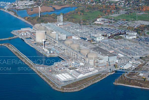 Nuclear Generating Station, Pickering Ontario