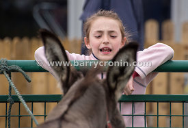 19th August, 2015.The 74th Virginia Agricultural Show, Virginia, County Cavan. Pictured is Maeve Kelly from Castleblayney, Co...