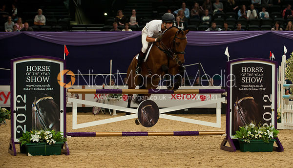 Harry Meade and Tinka's Time - HOYS - Express Eventing Show Jumping