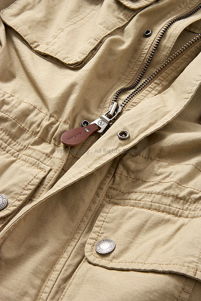 Men's_Aigle_Mainfield_Lightweight_Safari_Jacket_014975_E32520L_Beige-Detail