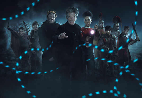 Doctor Who Series 10 Ep10 The Eaters of Light publicity still