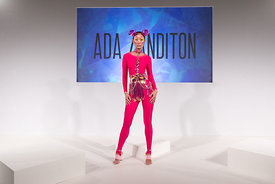 London Fashion Week, Spring Summer 2019  - Ada Zanditon