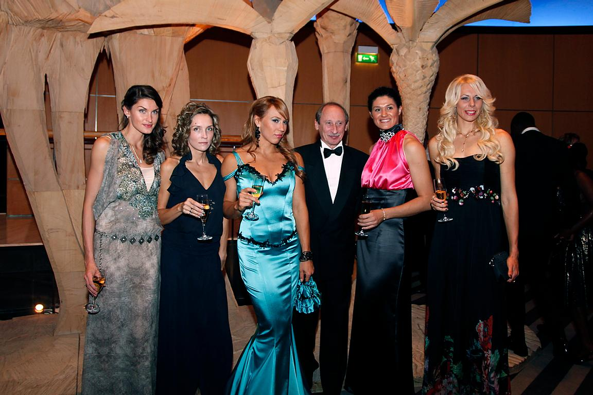 IAAF Gala Monaco - Athlete of the year