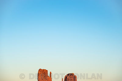 The Mittens Monument Valley