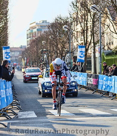 The Cyclist De greef Francis- Paris Nice 2013 Prologue in Houilles