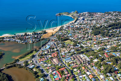 Terrigal Aerial Photography