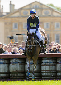 Ludwig Svennerstal and ALEXANDER - Cross Country - Mitsubishi Motors Badminton Horse Trials 2013.