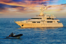 Superyacht Lady Ann Magee