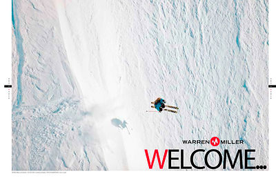Warren Miller SnoWorld Magazine.