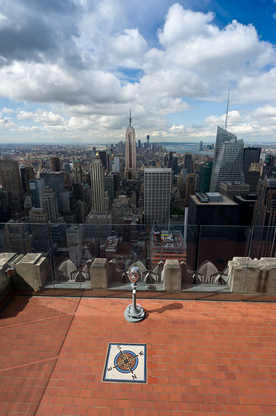 Empire State from GE building