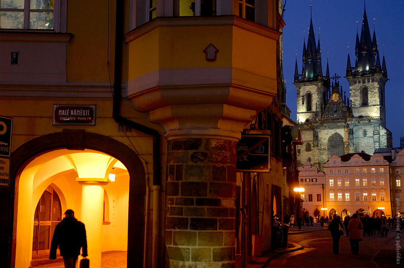 Dark City - Prague