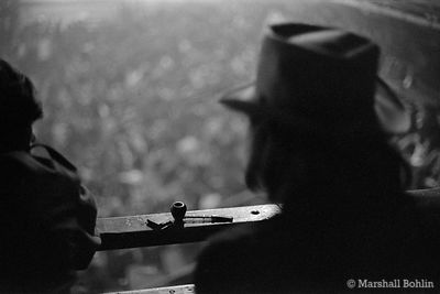 Waiting man with pipe  Grateful Dead   Chicago Coliseum 1970