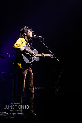L.A. Salami at Symphony Hall, Birmingham, United Kingdom - 29 Mar 2019
