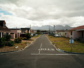 Street, Gordon's Bay, Cape Town, South Africa