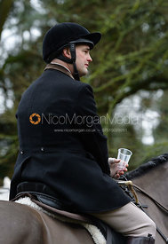 Jeremy Dale at the meet at Buckminster