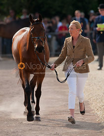 Aoife Clark and Master Crusoe
