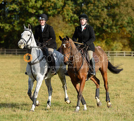 Fitzwilliam Hunt Opening Meet 2016
