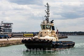 Svitzer Bentley