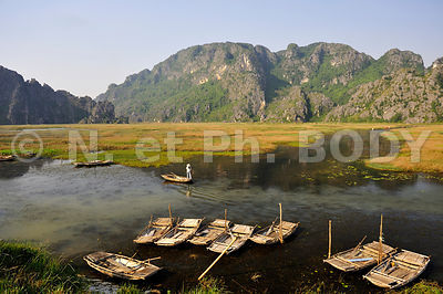 HA LONG BAY TERRESTRE, VIETNAM//HA LONG BAY ON LAND, VIETNAM