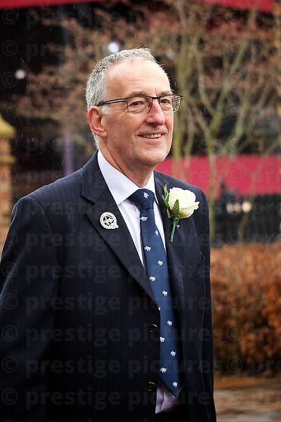 0b6bbbf0 Prestige Stock Photo Smiling Man wearing a White Rose in Richard III ...