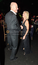 Dr Hans Radau, Jane Shears. The Quorn Hunt Ball