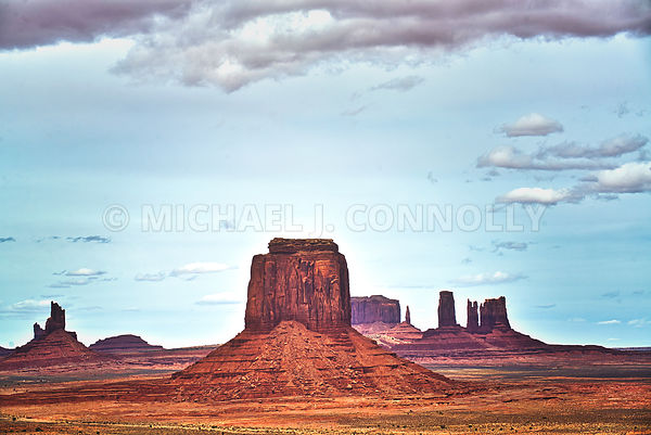 Monument Valley 3- Navajo Nation On The Arizona/Utah Border
