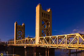Tower Bridge, Sacramento #2