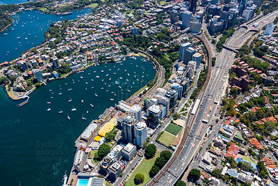 Milsons Point and Lavender Bay