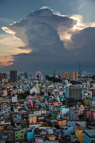 Over Saigon