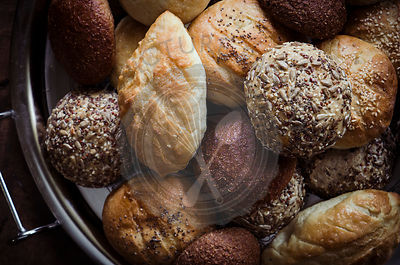Assorted Artisan Bread Rolls