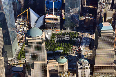 World Trade Center 9/11 Memorial NYC