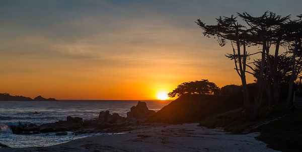 Carmel Sunset