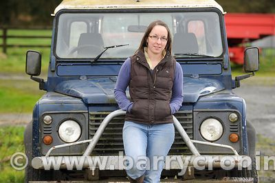Biz Post farmer Sarah Guilfoyle