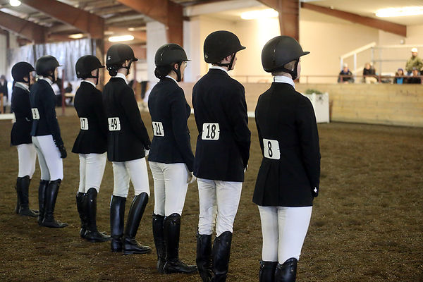 Mar 17-18, 2018 IEA Dressage Finale