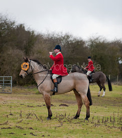 North Cotswold Huntsman, Mr Nigel D B Peel MFH