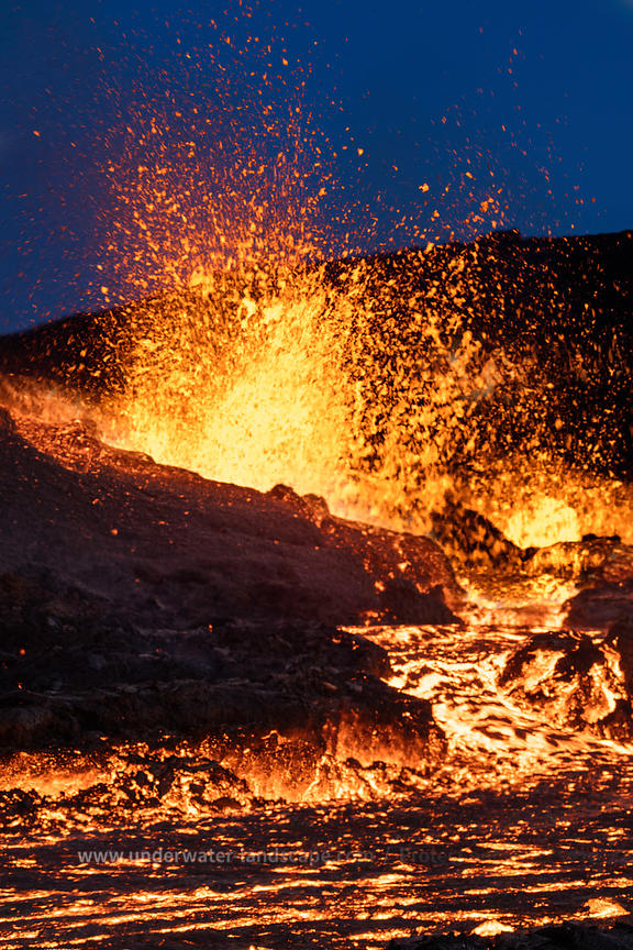 Lava Fountains