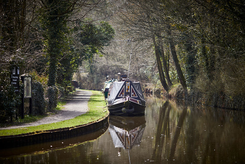 The Peak Forest Canal