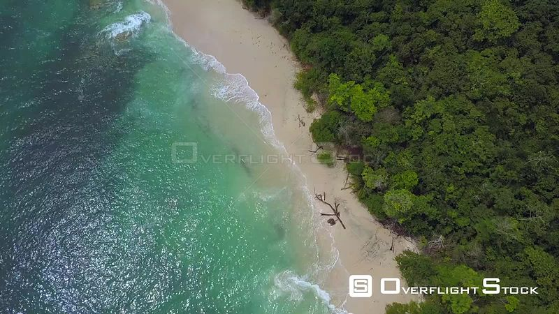 Tropical Vacation Pearl Islands Drone Video Panama